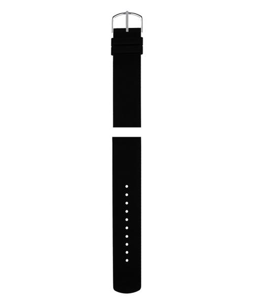 0120S レザー シルバー×ブラック