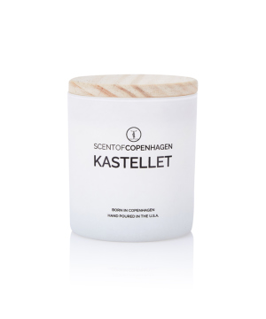 SCENT OF COPENHAGEN COPENHAGEN CANDLE KASTELLET
