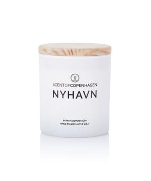 SCENT OF COPENHAGEN COPENHAGEN CANDLE NYHAVN