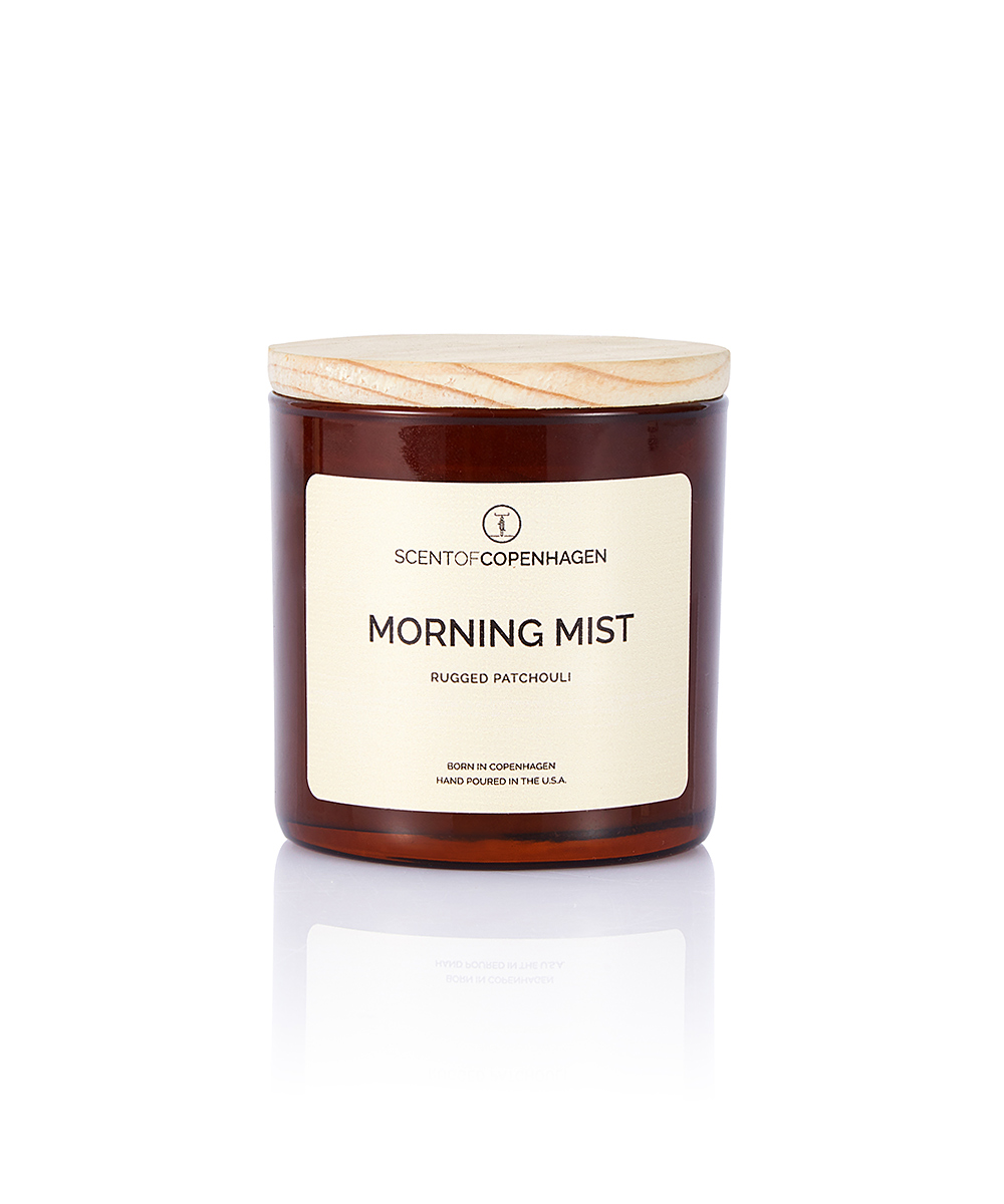 SCENT OF COPENHAGEN ART OF TIME CANDLE MORNING MIST