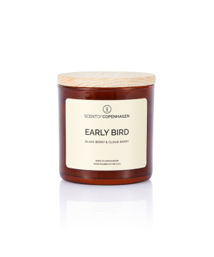 SCENT OF COPENHAGEN ART OF TIME CANDLE EARLY BIRD 10202