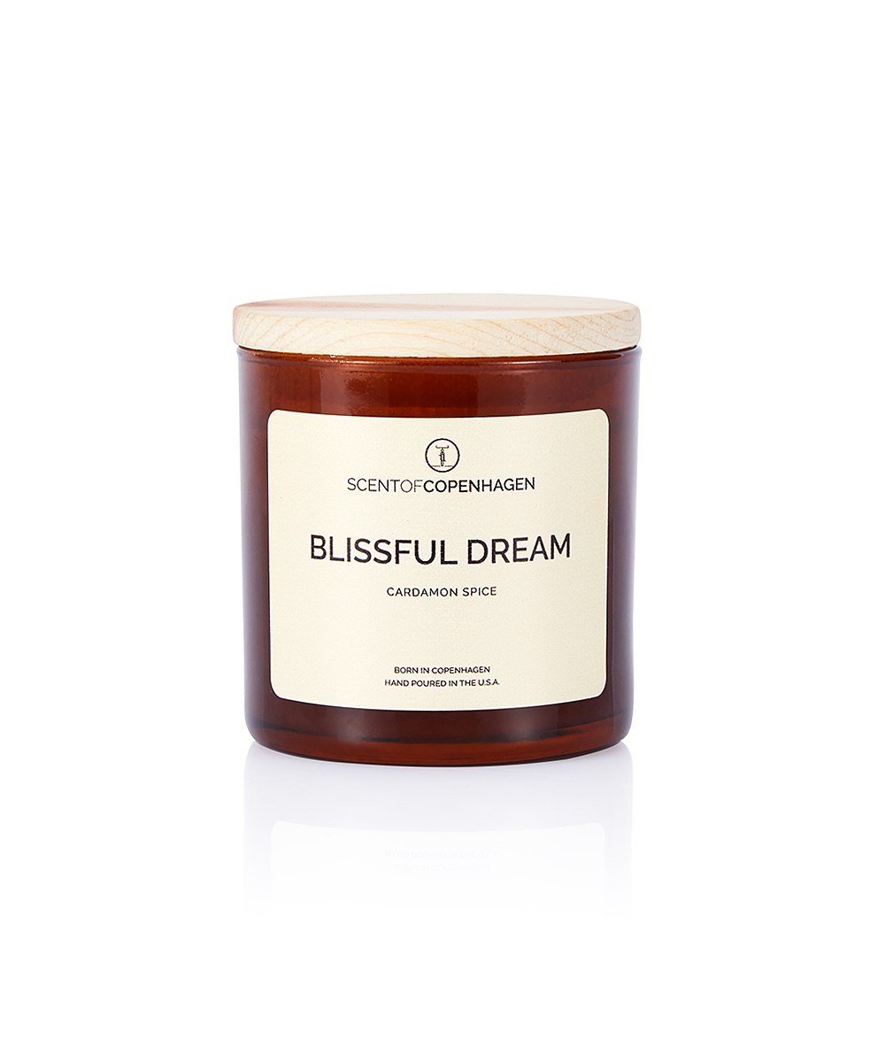 SCENT OF COPENHAGEN ART OF TIME CANDLE BLISSFUL DREAM