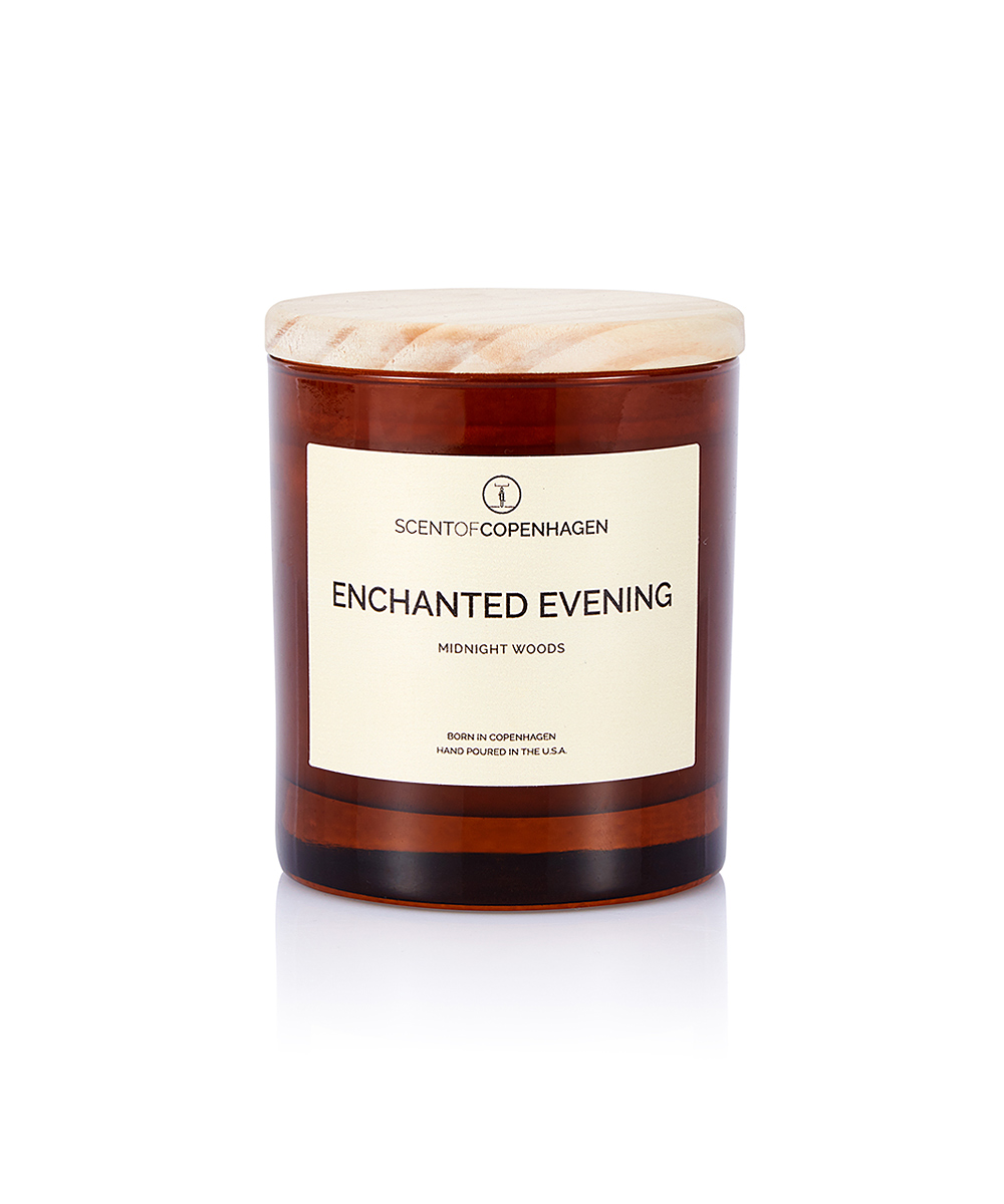 SCENT OF COPENHAGEN ART OF TIME CANDLE ENCHANTED EVENING