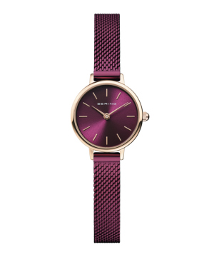 BERING Ladies Purple Light パープル×シルバー