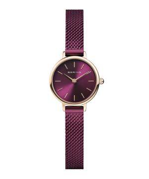 BERING Ladies Purple Light パープル×シルバー