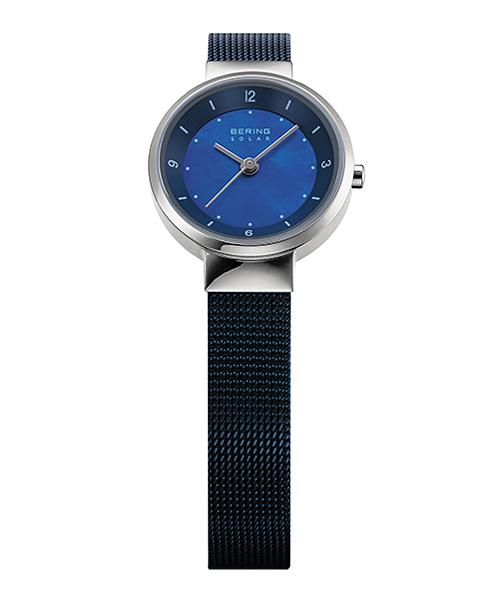 14424-307 ブルー×シルバー