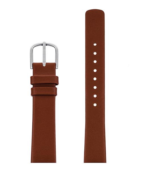 1607 Leather Strap 34mm ブラウン