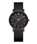 BERING Unisex True Aurora 34mm mat black 16934-499