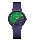 BERING Unisex True Aurora 34mm mat purple 16934-999