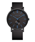 BERING Unisex True Aurora 40mm mat black 16940-499