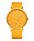 BERING Unisex True Aurora 40mm mat yellow 16940-699