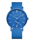 BERING Unisex True Aurora 40mm mat blue 16940-799