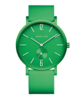 BERING Unisex True Aurora 40mm mat green 16940-899