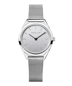 BERING Ladies Ultra Slim 17031-000 シルバー