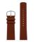 2007 Leather Strap 40mm ブラウン×シルバー