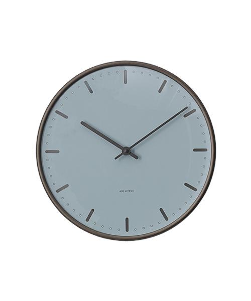 43635 CityHall Wall Clock 210mm