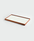 ARCHITECT MADE TURNING TRAY SMALL 701 WHITE