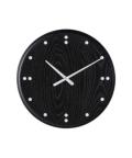 Finn Juhl Wall Clock 781 ブラック×シルバー