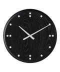 ARCHITECT MADE Finn Juhl Wall Clock Black 782