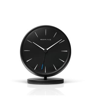 BERING Classic Table Clock ブラック