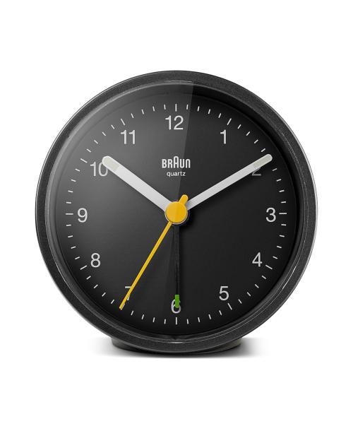 Classic Analog Alarm Clock BC12B