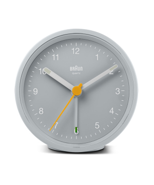 BRAUN 100th Anniversary Analog Alarm Clock グレー