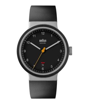 BRAUN Automatic Watch BN0278BKBKG ブラック×グレー
