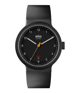 BRAUN 100th Anniversary Automatic Watch ブラック
