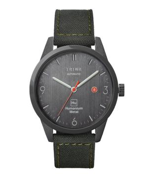 TRIWA HU39 SLATE AUTOMATIC ブラック×グリーン HU39GAS-CL080912P