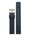 LEATHER STRAP NAVY L004