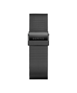 BERING Changes 14240 series Stainless steel strap ブラック
