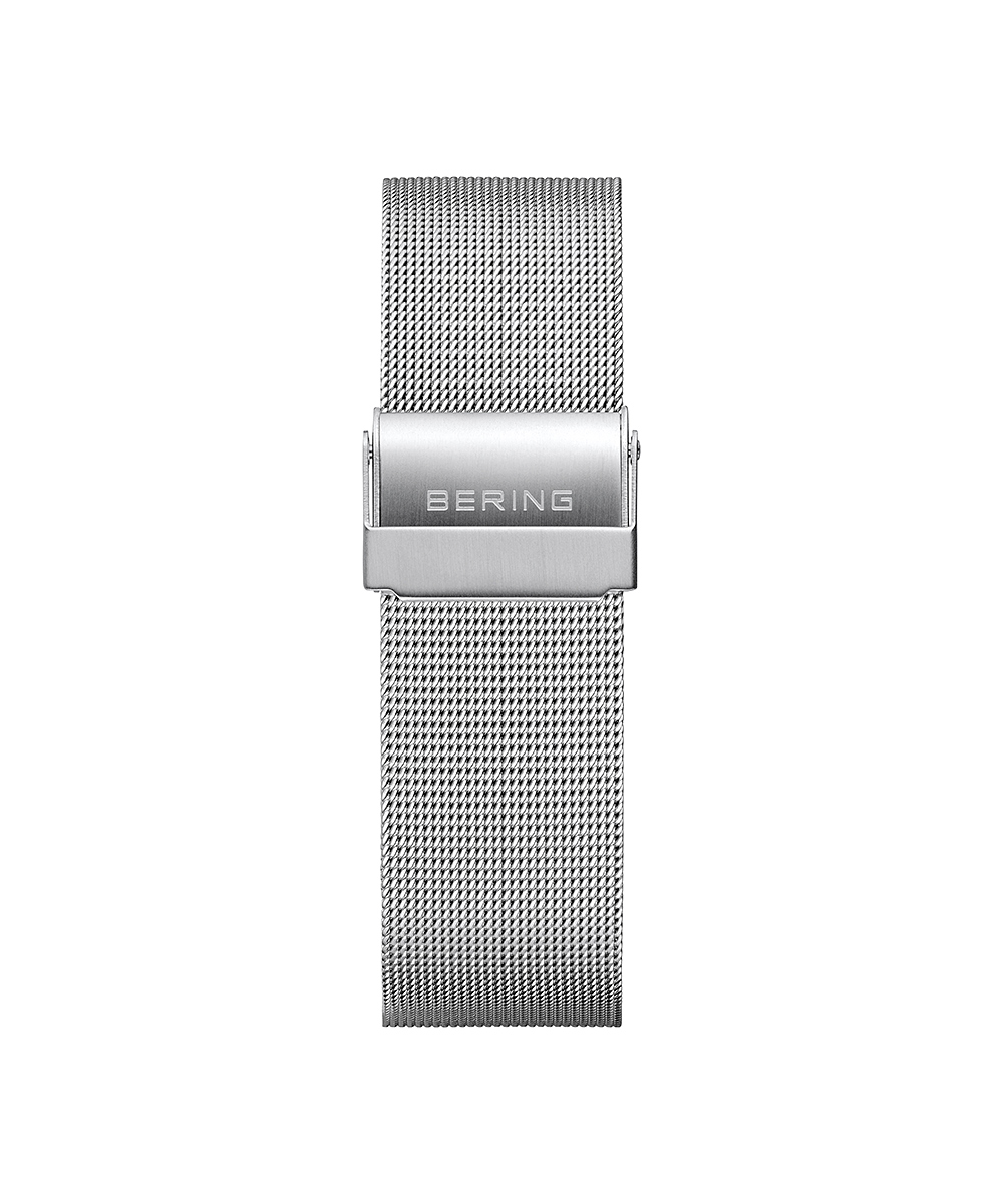 BERING Changes 14240 series Stainless steel strap シルバー
