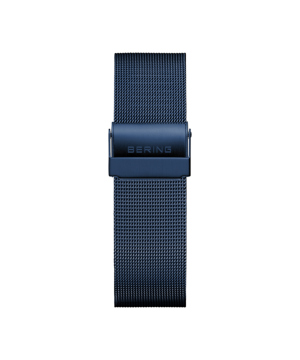 BERING Changes 14240 series Stainless steel strap ブルー