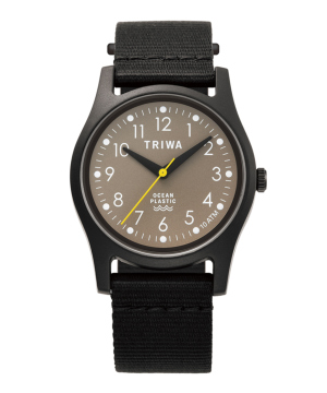 TRIWA TIME FOR OCEANS JAPAN LIMITED ブラウン×ホワイト×ブラック
