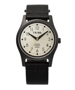 TRIWA TIME FOR OCEANS JAPAN LIMITED ゴールド×ブラック