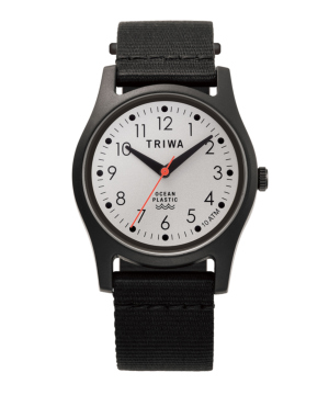 TRIWA TIME FOR OCEANS JAPAN LIMITED ホワイト×ブラック