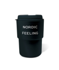 NORDIC FEELING ORIGINAL WALLMUG SLEEK ブラック