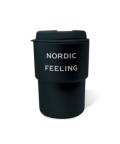 NORDIC FEELING ORIGINAL WALLMUG SLEEK ブラック