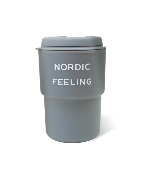NORDIC FEELING ORIGINAL WALLMUG SLEEK グレー