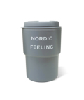 NORDIC FEELING ORIGINAL WALLMUG SLEEK グレー