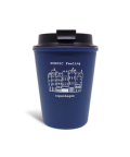NORDIC Feeling ORIGINAL WALLMUG SLEEK BLUE