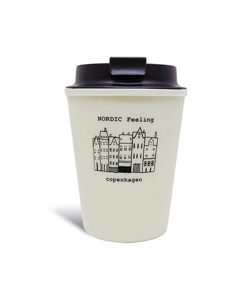 NORDIC Feeling ORIGINAL WALLMUG SLEEK BEIGE