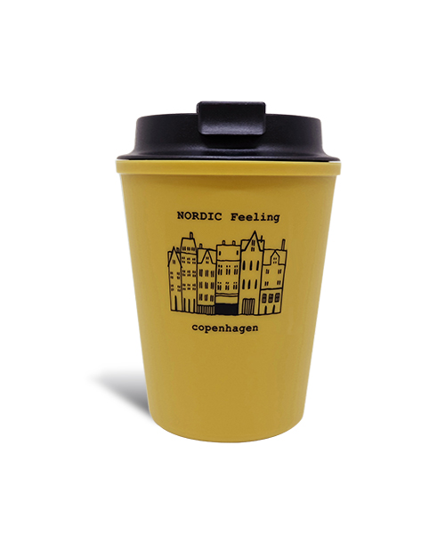 NORDIC Feeling ORIGINAL WALLMUG SLEEK MUSTARD