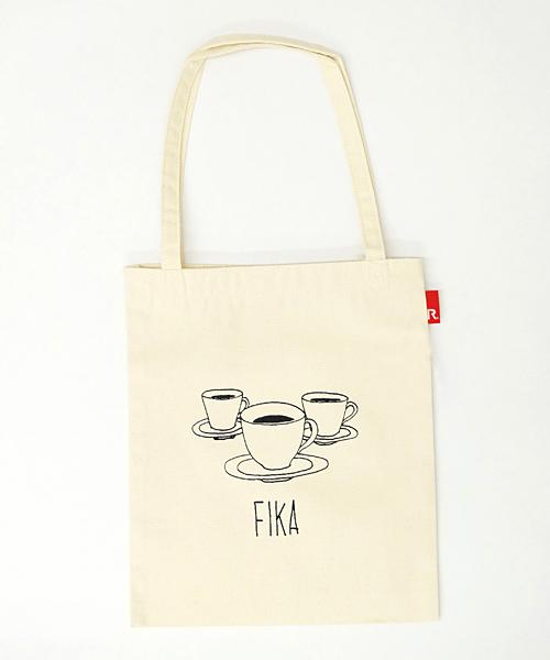 オリジナルトートバッグ FIKA