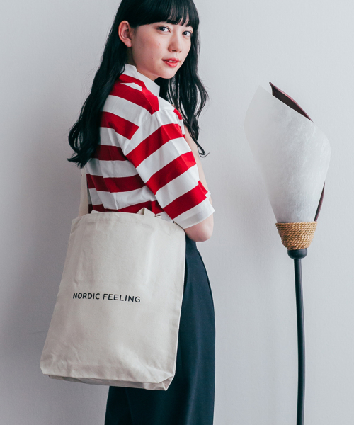 NORDIC FEELING ORIGINAL 2WAY TOTE BAG