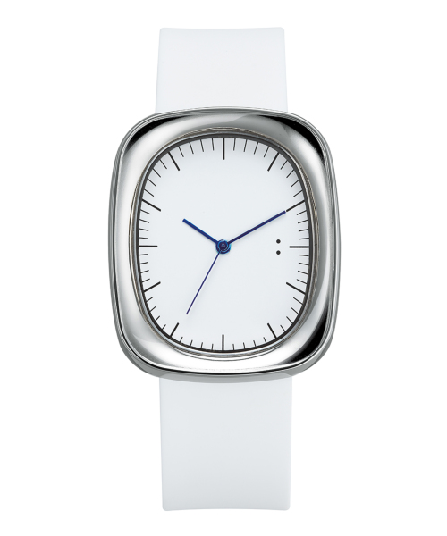 10:10 BY NENDO window / シルバー×ブルー×ホワイト